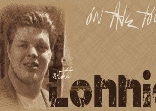 ON THE TOWN With Lonnie SHOWCARD